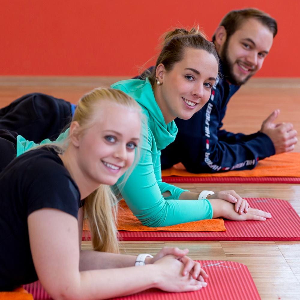 Ausbildung Fitnessstudio