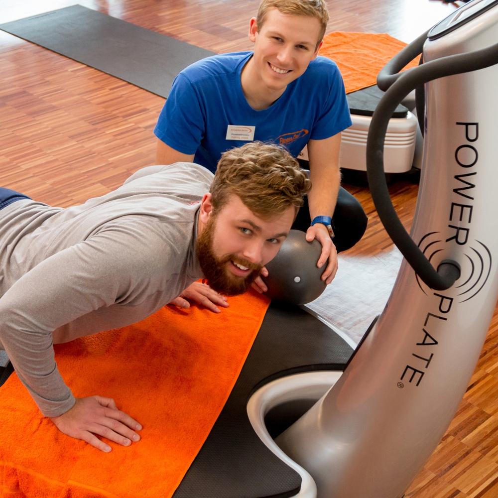 power plate im fitnessstudio bremen ost horn fitness park. Black Bedroom Furniture Sets. Home Design Ideas